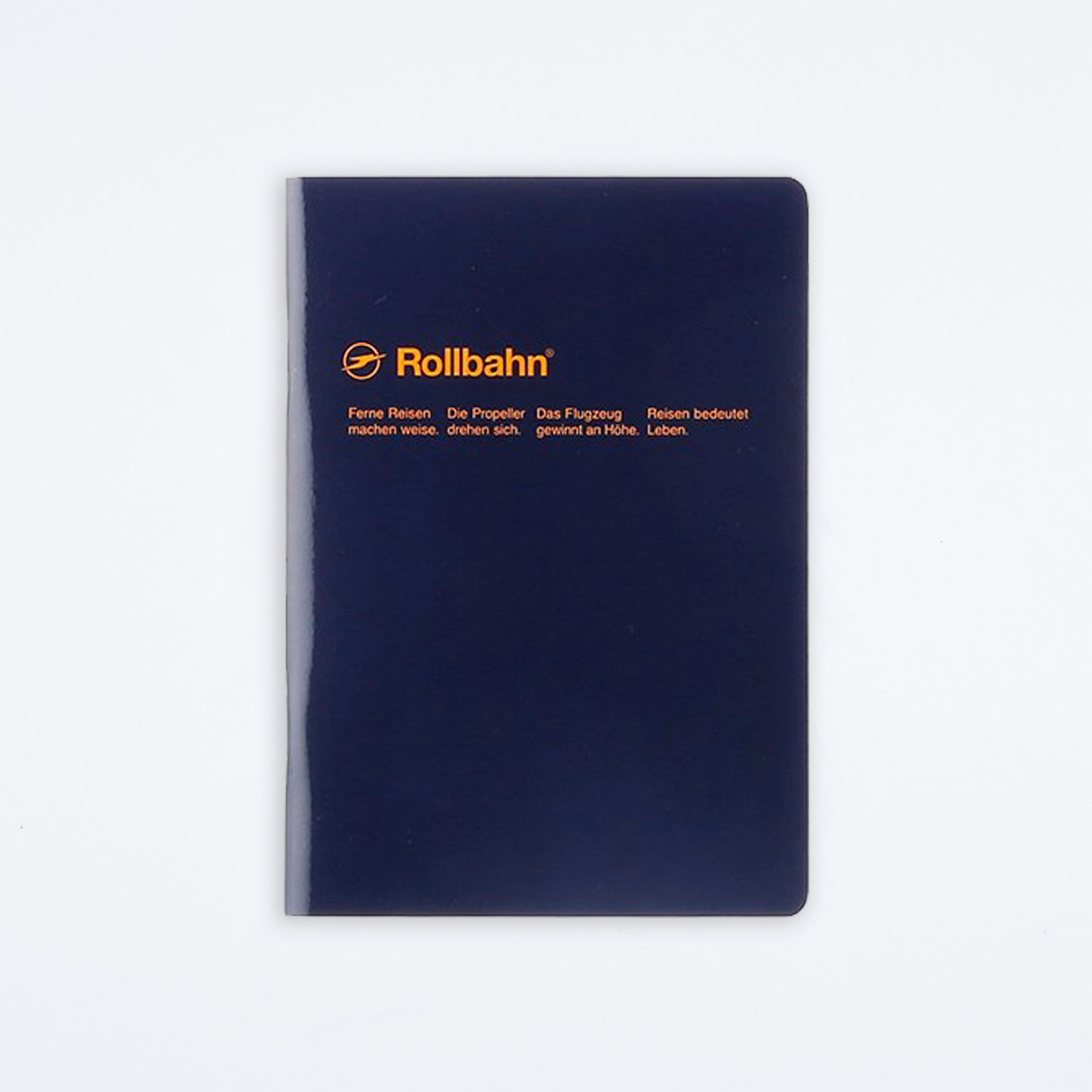 Rollbahn 'Note' A5 Notebook
