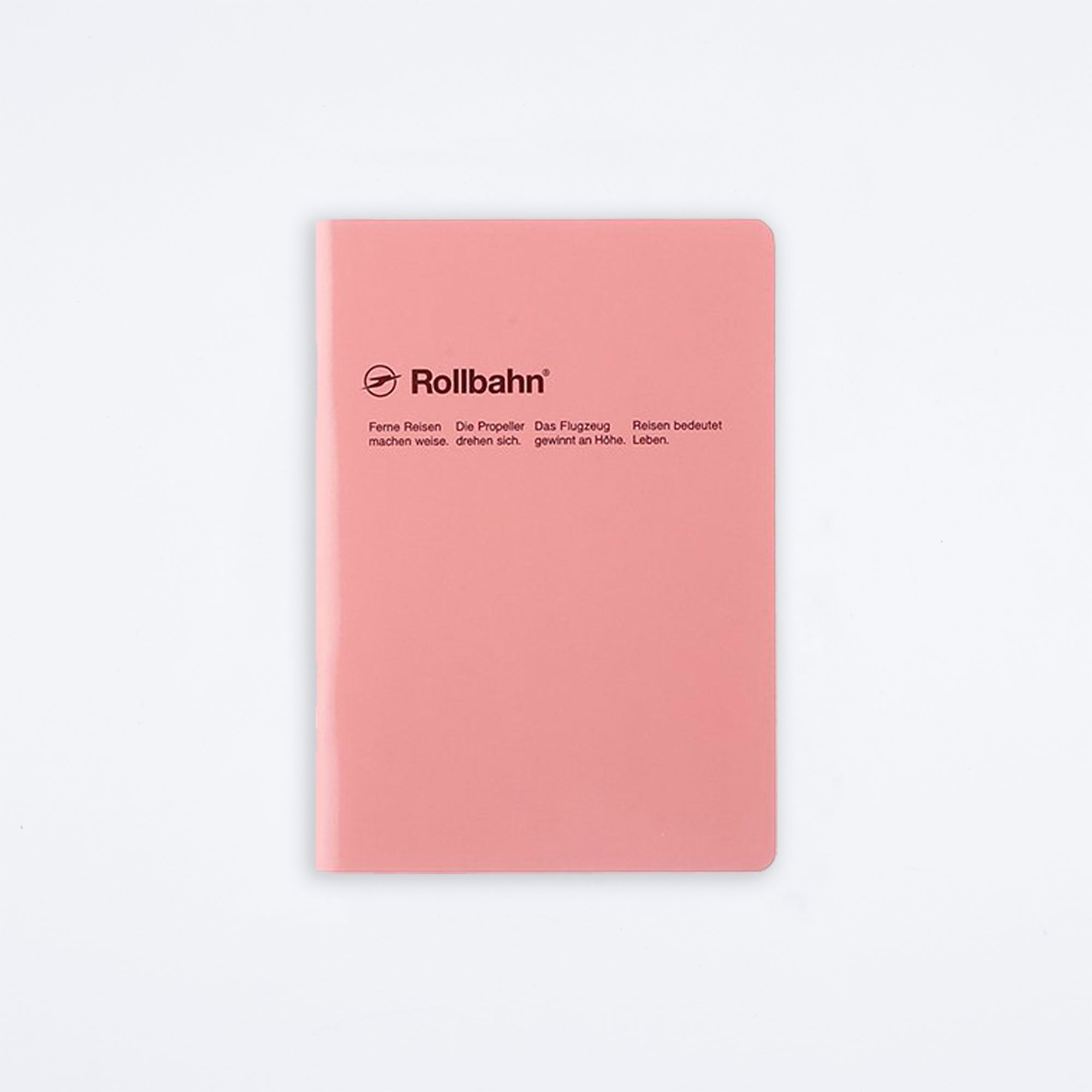 Rollbahn Note Large Notebook