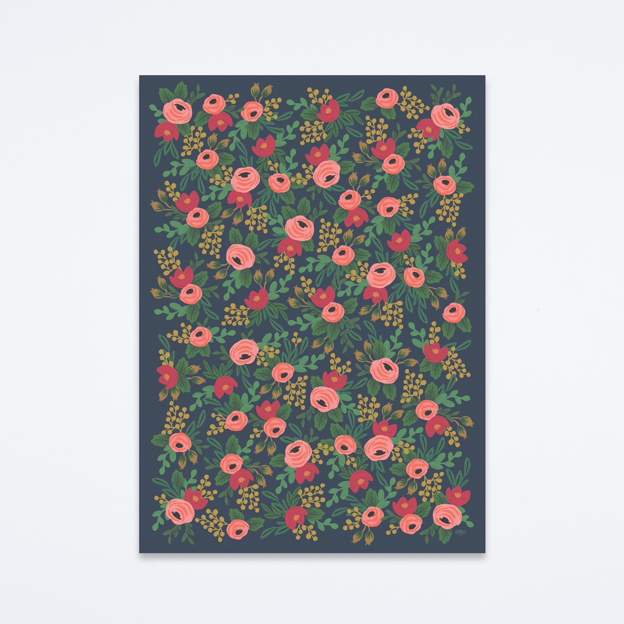 Rosa Wrapping Sheet