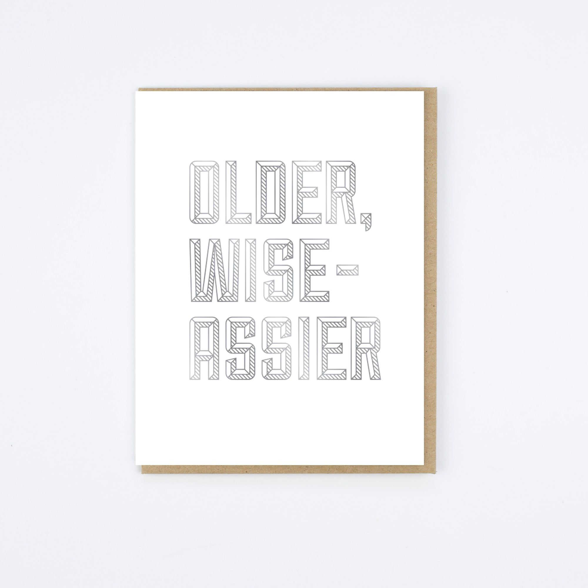 Wise-assier Card