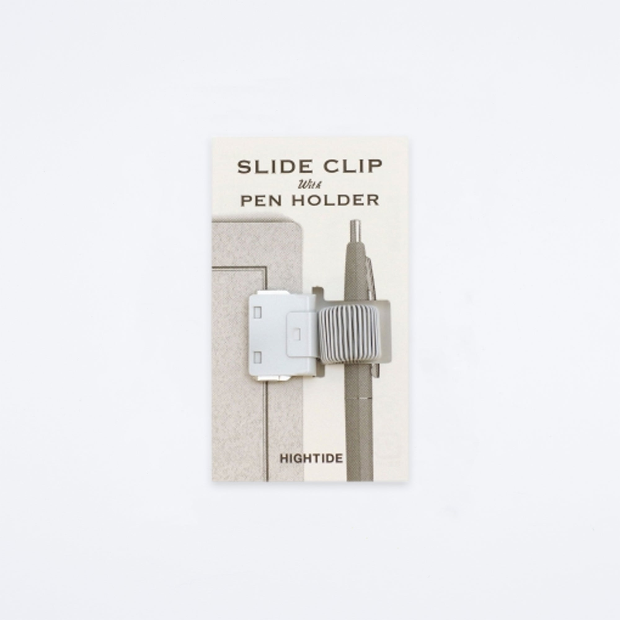 Slide Clip Pen Holder