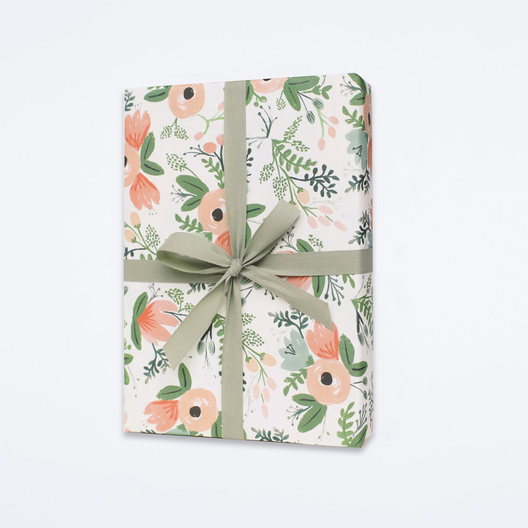 Wildflowers Wrapping Sheet