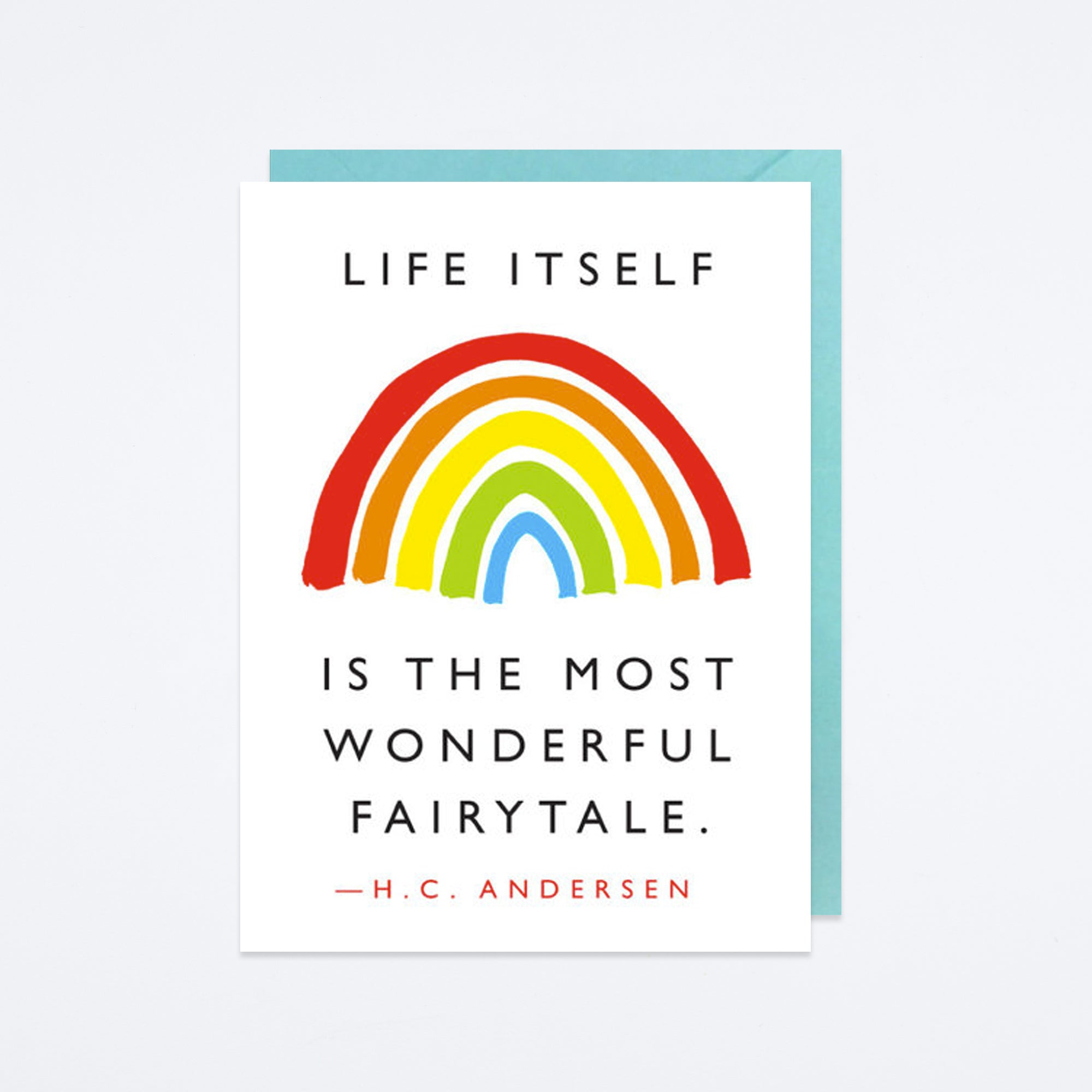 Wonderful Fairytale Card
