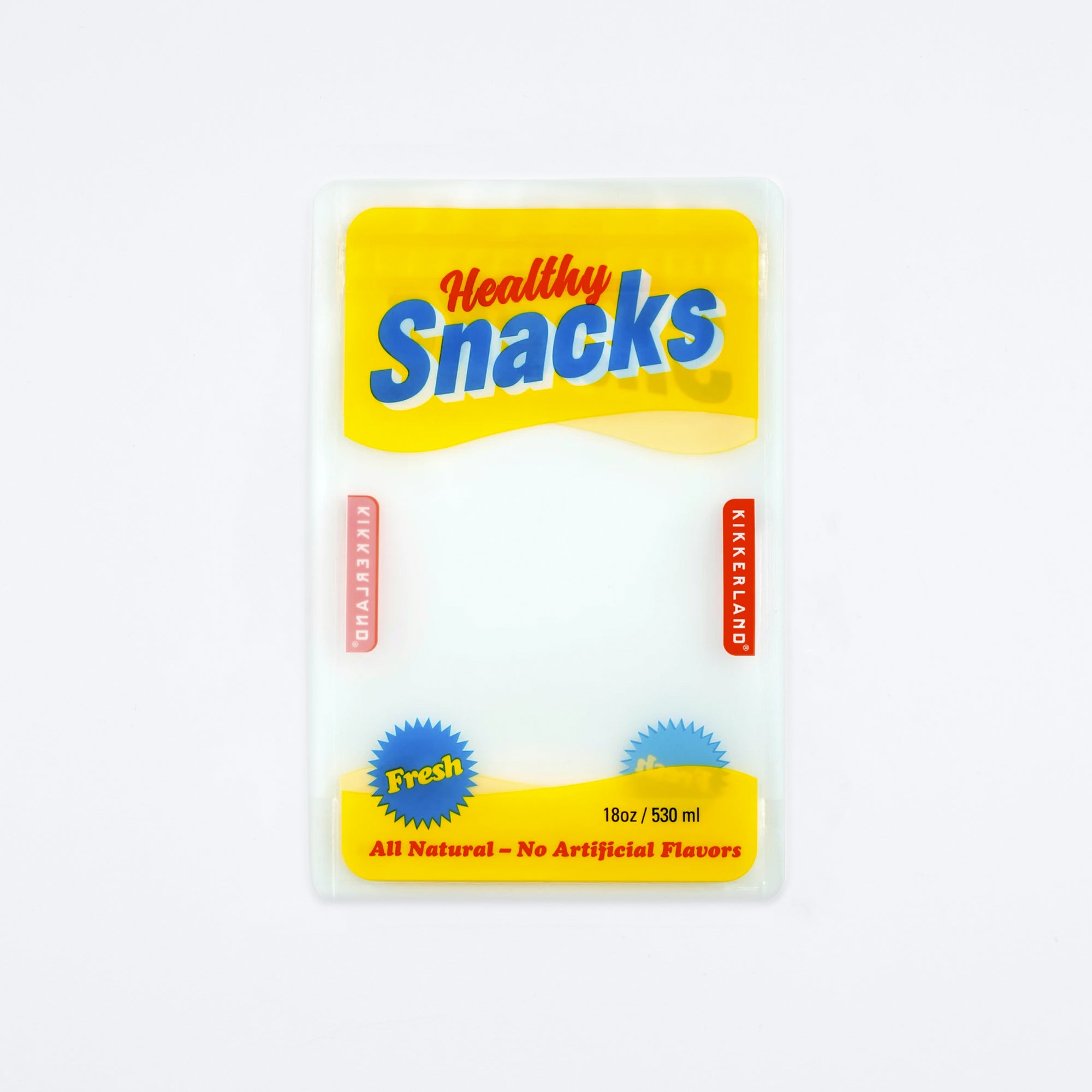 Zipper Snack Bag