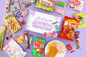 The Japanese Candy Box