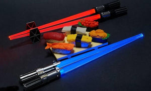 Star Wars LED Light-Up Chopsticks (2-Pack)