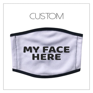 CHILDREN SINGLE LAYER FACE COVER
