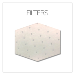 REPLACEMENT FILTER PACKS
