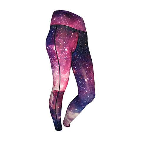 Athletic Tights - Galactica