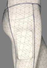 Load image into Gallery viewer, Athletic Tights - Galactica