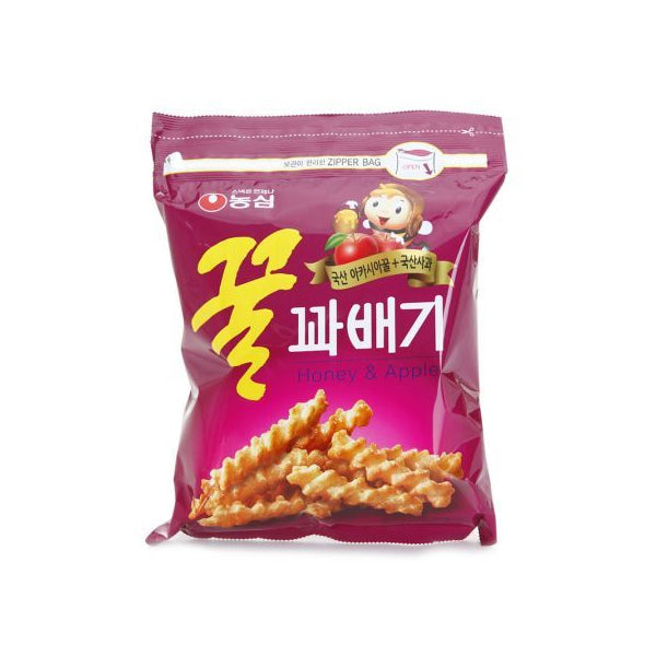 [Nongshim] Honey Twist Snack 10.09oz