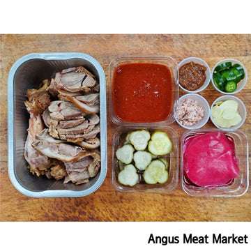 [Angus Meat Market] Spicy Jokbal Approx 1.7~1.9lb
