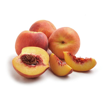 Organic Yellow Peach 1box (50ea)