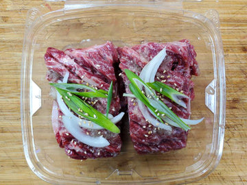 Chilled Angus Prime Suwon Salt Seasoned Galbi 450g
