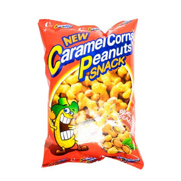 [Crown] Caramel Corn & Peanut Multi 180g