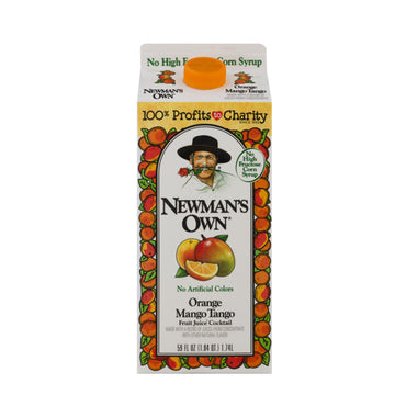 [Newman's Own] Orange Mango Tango 56floz