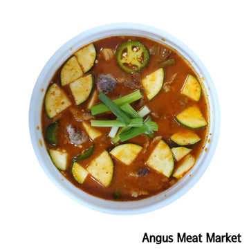 [Angus Meat Market] Beef Gochujang Stew for 2 Servings