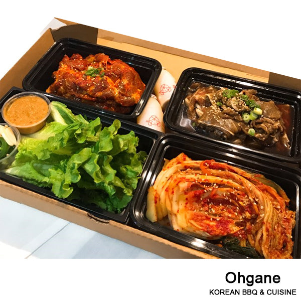 [Ohgane] Christmas Special with Galbi for 2-3 Servings