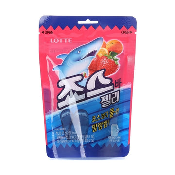 [Lotte] Jaws Bar Jelly 70g