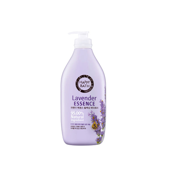[Happy Bath] Body Wash-Lavender 500g