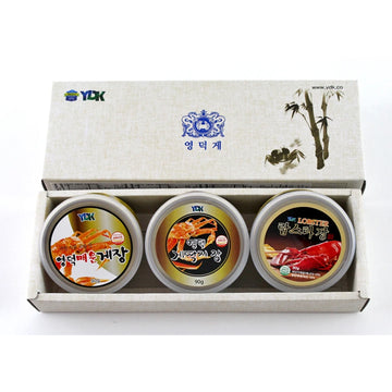 Yeongdeok Marinated Crab 3set