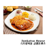 [Tonkatsu House] Pork Cutlet for 1 Serving