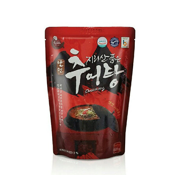 [Namwon] Loach in Soybean Paste Soup 500g 3ea