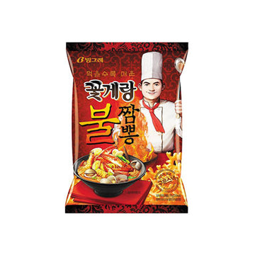[Binggrae] Spicy Seafood Crab Flavor Chips 700g