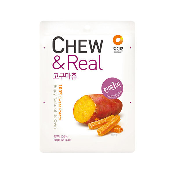 [Chungjungone] Real Sweet Potato Chew 60g