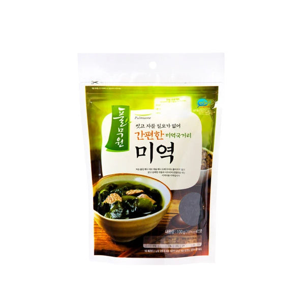 [Pulmuown] Cutted Dried Seaweed 100g