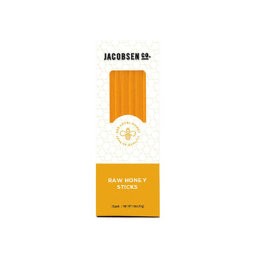 [Jacobsen] Honey Sticks 10sticks 21.6oz