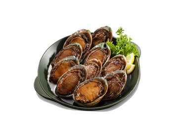 [GoodChaan] Seasoned Abalone in Soy Sauce 230g
