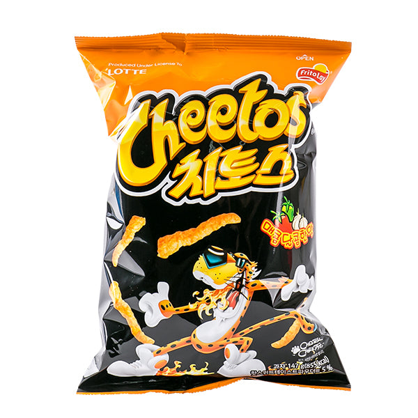 [Lotte] Cheetos Sweet & Spicy 82g