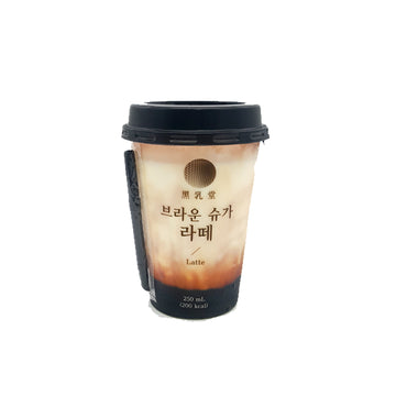 Brown Sugar Latte 250ml