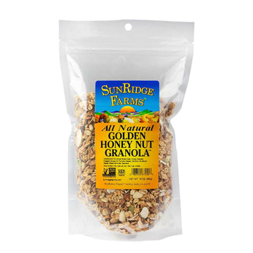 [Sunridge Farms] Golden Honey Nut Granola 16oz