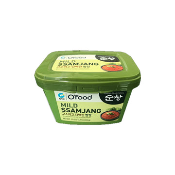[Chungjungone] Seasoned Soybean Paste Gold 500g