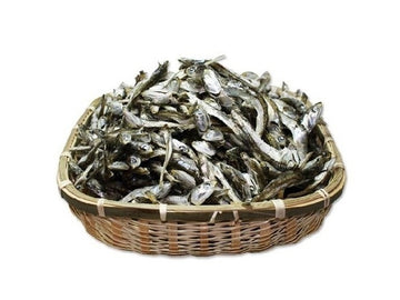 [JBR] Dried Anchovy (Large) for Soup Base 227g