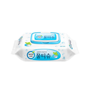 [Cleannara] Wet Wipes 70sheet