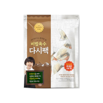Dried Mushroom Soup Stock (10g*10t-bag)