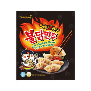 [Samyang] Hot Chicken Flavor Gyoza Dumpling 21.16oz