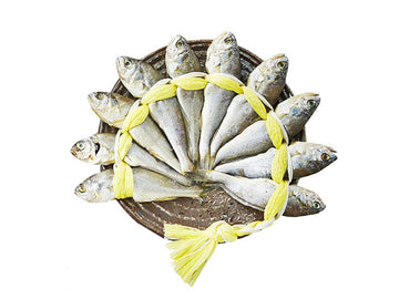 [Choripdong] Salted & Gutted Yellow Croaker 10pc (1.3kg)