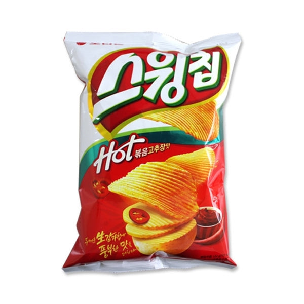 [Orion] Swing Chip Spicy 124g