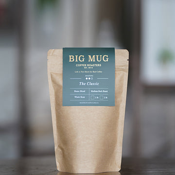 [Big Mug Coffee] The Classic 1lb