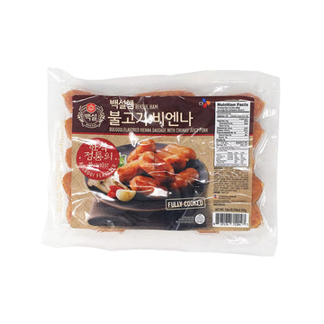 [CJ] Bulgogi Smoked Sausage 12oz