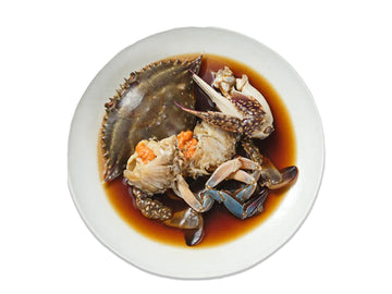[Goodchaan] Seasoned Crab in Soy Sauce 500g
