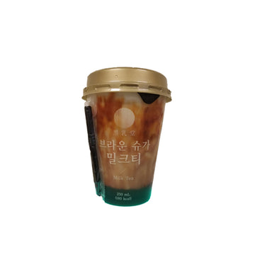 Brown Sugar Milk Tea 250ml