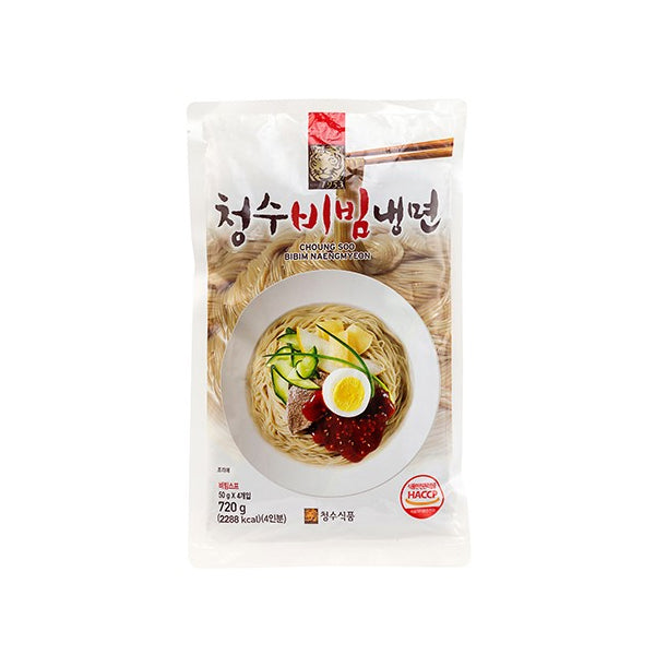 [Ceoung-Soo] Cold Noodle with Spicy Sauce 1.59lb