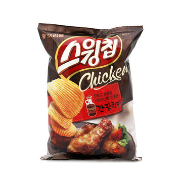 [Orion] Swing Chip Soysauce Flavor 124g