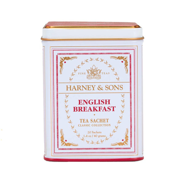 [Harney&Sons] English Breakfast 20 Sachets