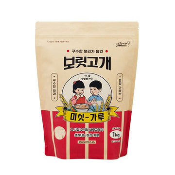 [TK Food] Powder of Roasted Grain with Barley 1kg